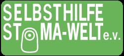 Logo der Selbsthilfe Stoma-Welt e.V.