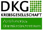 Logo der DKG-Zertifizierung