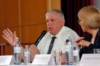 Abbildung: Staatssekretaer Karl-Josef Laumann, Patientenbeauftragter der Bundesregierung