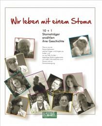 """Die Broschüre """"Wir leben mir einem Stoma"""""""